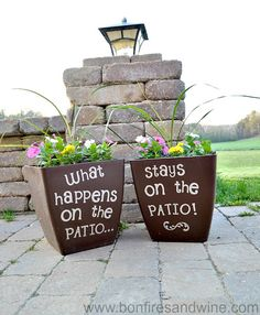happens on the patio.I need this painted on a sign for the patio.What happens on the patio.I need this painted on a sign for the patio. Outdoor Life, Outdoor Fun, Outdoor Gardens, Outdoor Living, Outdoor Decor, Outdoor Ideas, Back Patio, Backyard Patio, Pergola Patio