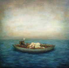 Duy Huynh ~ Low Tide Lullaby