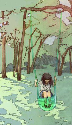 Jellyswing by pikarar.deviantart.com on @DeviantArt