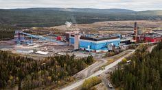 Mina de hierro - Kiruna LKAB - Suecia Mina, Train, Vehicles, Plants, Sweden, Iron, Countries, Car, Planters