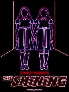 Iconic Shining, in Neon.