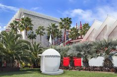 LACMA launched kickstarter campaign to fund the world's smallest contemp...