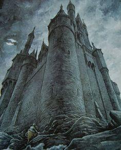 Lo Specchio-Cielo: Le Istruzioni di Neil Gaiman per Viaggiare in una Fiaba