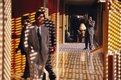 Gueorgui Pinkhassov 1996 JAPAN. Tokyo. 1996. Hotel in Akasaka area.