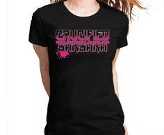Crucified Barbara Camiseta Camisa