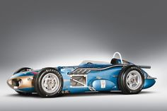 1962 Lesovsky Indianapolis Roadster