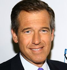 Brian Williams - Hot News Anchor (don't act like you don't agree)