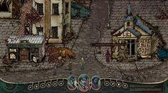 Stygian - A Lovecraftian Computer RPG by Cultic Games —Kickstarter