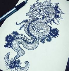 Tattoo designs 2019 Top Tattoo Design Drawings - Tattoo Thinks Mayan Tattoos, Celtic Tattoos, Head Tattoos, Body Art Tattoos, Tatoos, Trendy Tattoos, Tattoos For Guys, Feminine Tattoos, Quetzalcoatl Tattoo