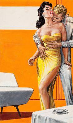 Vintage love ephemera.