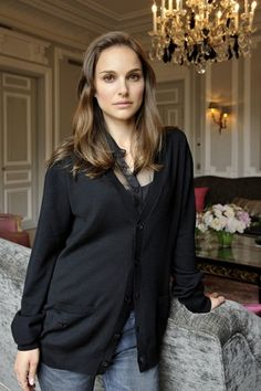 Natalie Portman Tours Paris With Dior