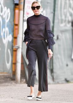 Did Olivia Palermo Just Single-Handedly Start This New Trend?