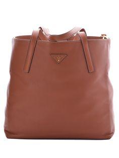 PRADA torebka brązowa BR5056 | NOWOŚCI \ PRADA TORBY | donnamoderna.pl luxury shopping Cena 3599 pln. #prada #BR50562E8KF005401 #BR5056