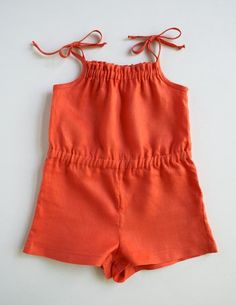 Summer Romper for Kids | Purl Soho