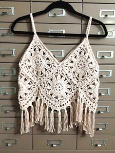 Boho crochet tank the picture Boho crochet tank # crochet Boho crochet tank the picture Boho crochet tank # crochet Baby Dress Patterns boho Crochet cutecrochet picture Tank Mode Crochet, Crochet Crop Top, Crochet Blouse, Crochet Bikini, Knit Crochet, Dress Patterns Uk, Crochet Patterns, Crochet Summer Tops, Boho Tops