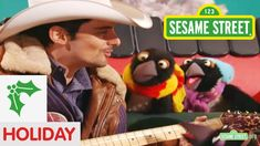 Sesame Street: Jingle Bells with Brad Paisley and Grover (+playlist)