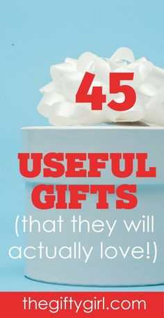 If you are looking for gift ideas that are also USEFUL, here are 45 Useful (non-toy) family gifts that they will actually love! Useful family gifts Unisex Christmas Gifts, Christmas Gifts For Adults, Unisex Gifts, Christmas Gifts For Friends, Christmas Presents, Parent Gifts, Gifts For Family, Family Gift Ideas, Non Toy Gifts