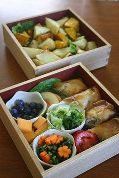 lunch by kurashi-momo, via Flickr