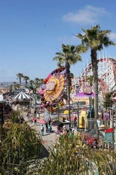 Belmont Park during Summers and riding the rickety wooden rollercoaster, crazy rides, playing at the arcade, meeting/talking to nice strangers, walking around Mission Beach..so fun.