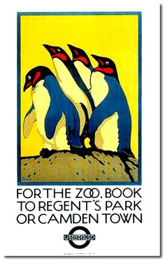 1921-Zoo Poster
