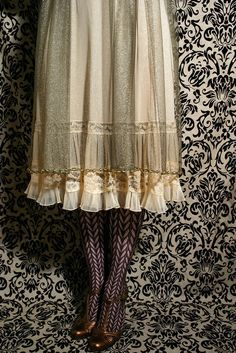 modern victorian fashion   The dresses and blouses are dreamy and flutter with the rustle of silk ...
