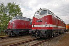 Tag der Deutschen Einheit (4) V 200 033 vs. 118 770-7 am 29.04.2017 in Bochum-Dahlhausen.