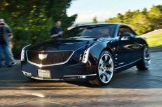 Cadillac CT6 Sedan.