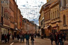Бања Лука / Banja Luka Господска улица
