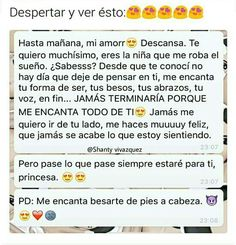 Cute Boyfriend Texts, Quotes En Espanol, Love Text, Love Phrases, Sad Love Quotes, Happy B Day, Spanish Quotes, Crush Quotes, Love Messages
