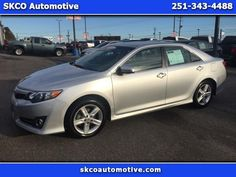 2014 Toyota Camry $13950 http://www.CARSINMOBILE.NET/inventory/view/9583965