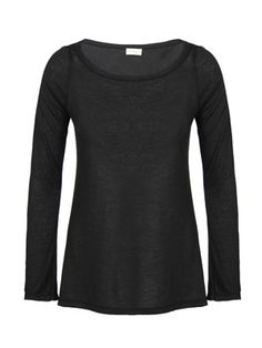 Italian Chic, Malene Birger, Basic Tops, Fun Prints, Just In Case, Black Tops, Collections, Sweaters, Mens Tops