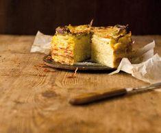Koláč z čerstvého zelí a těstovin | Recepty Albert Cooking, Kitchen, Brewing, Cuisine, Cook