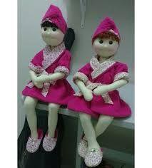 Resultado de imagem para boneca porta papel higienico