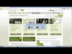 State Research Guides and Place Pages - Have you ever been researching your family history and realized that you don't know much about the state they lived in? Join Crista Cowan as she shows you how to locate state research guides and place pages that give you detailed information about when each state was settled, what records are available for that location and how you can access them.