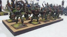Painted Warhammer Fantasy 9th Age Bretonnia LICH KINGS Army Miniatures Bundle | eBay