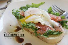 Norwegian Egg Benedict Recipe on Yummly. @yummly #recipe