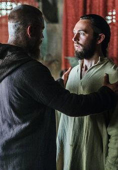 Ragnar and Athelstan