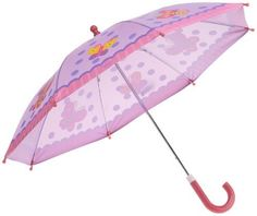 Stephen Joseph Girls 2-6x Butterfly Umbrella,Lavender,One Size Stephen Joseph. $15.77. nylon. Nylon. Wipe clean or hand wash, hang dry. Unique designs. Made In China. Child-friendly mechanism