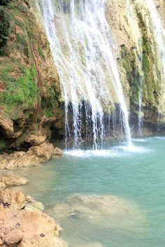 Salto Del Limón waterfall