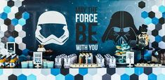 Little Big Company   The Blog: Star Wars Party by Joy & Co