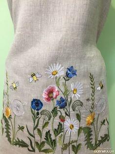 Купити Платье с вышивкой , заготовка для пошива в Україні #brazilianembroidery