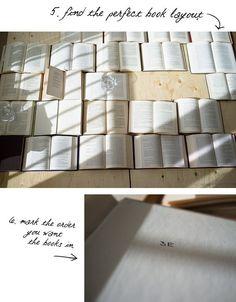 DIY : book headboard DIY Paper & Books