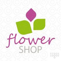 gallery for u003e flower shop logo logos pinterest flower shops rh pinterest com flower shop logo ideas flower shop logo design
