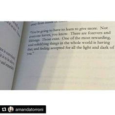 """You know... #Repost @amandatorroni ❤️ with @repostapp ・・・ From my book """"Poetic Conversations."""" All of my books are available via the link in my bio. Only 10 holiday packages left! 🎄🎁"""