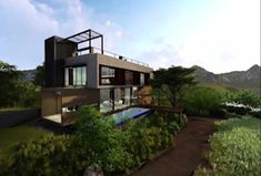 Fiverr freelancer will provide Landscape Design services and design backyard, front yard,terrace landscape drawings including Renderings within 5 days House Landscape, Urban Landscape, Landscape Design, Landscape Drawings, Building Information Modeling, Architectural Animation, Architectural Drawings, Yard Design, House Design