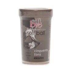 Bolinha 50 Tons Mais Escuro - Bolinha 50 Tons Mais EscuroExperimente realizar-se com as Soft Ball.