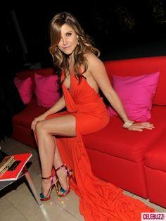 Love Her Shoes! Sofia Bush atCFDA Fashion Awards