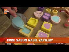 Evde sabun nasıl yapılır? - atv Gün Ortası Bülteni - YouTube