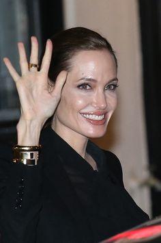 El cumpleaños más feliz de Angelina Jolie