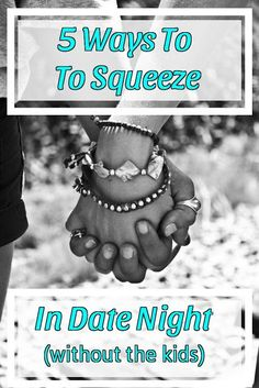 It's hard to squeeze in a date night when you're busy with life. But you can't let life get in the way of dating your spouse or significant other. Here are 5 ways to find time to get in a date night! Marriage And Family, Marriage Relationship, Marriage Advice, Relationships, Parenting Humor, Parenting Hacks, Meet Local Singles, Everything Baby, All You Need Is Love